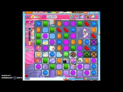 Candy Crush Level 2273 help w/audio tips, hints, tricks