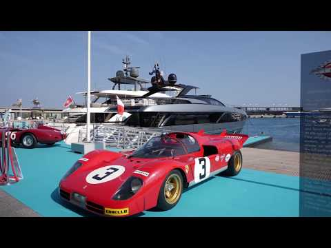 Luxury Yacht - Riva 110' Dolcevita World Premiere at the Yacht Club de Monaco