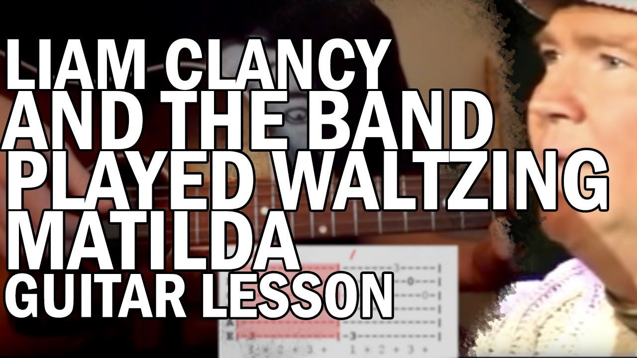 And The Band Played Waltzing Matilda By Liam Clancy Youtube