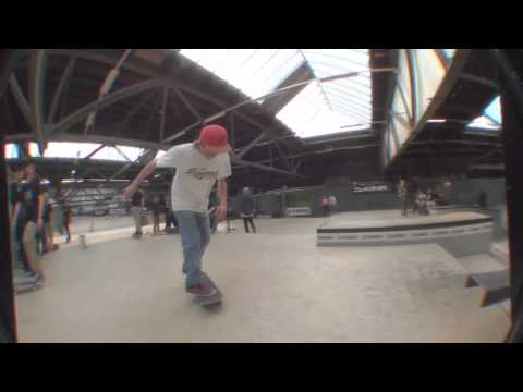 Element make it count. Skatepark amsterdam