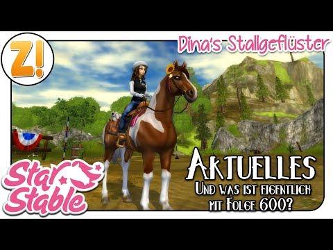 Star Stable [SSO]: Aktuelles - Vlog Kanal & was ist mit Folge 600 [DSG] #36   Let's Play [DEUTSCH]