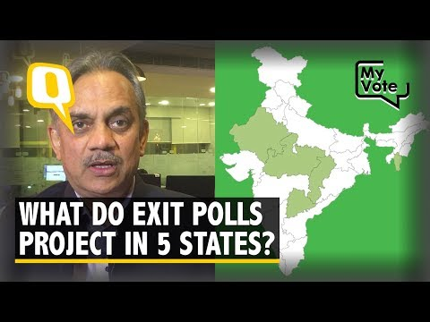 Assembly Election 2018: What trends do exit polls project?