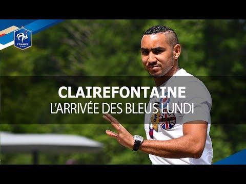 L'arrivée à Clairefontaine, acte 1