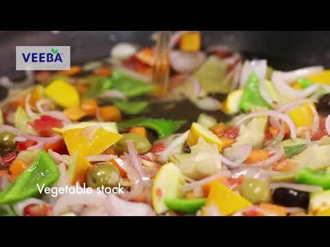 VEGETABLE PAELLE | Chef Vicky Ratnani | Veeba. Aaj Kya Khaoge?