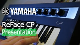 Yamaha ReFace CP - Piano Exclusive