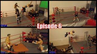 TSM Episode 6 Full Show (Wrestling Stop-Motion)