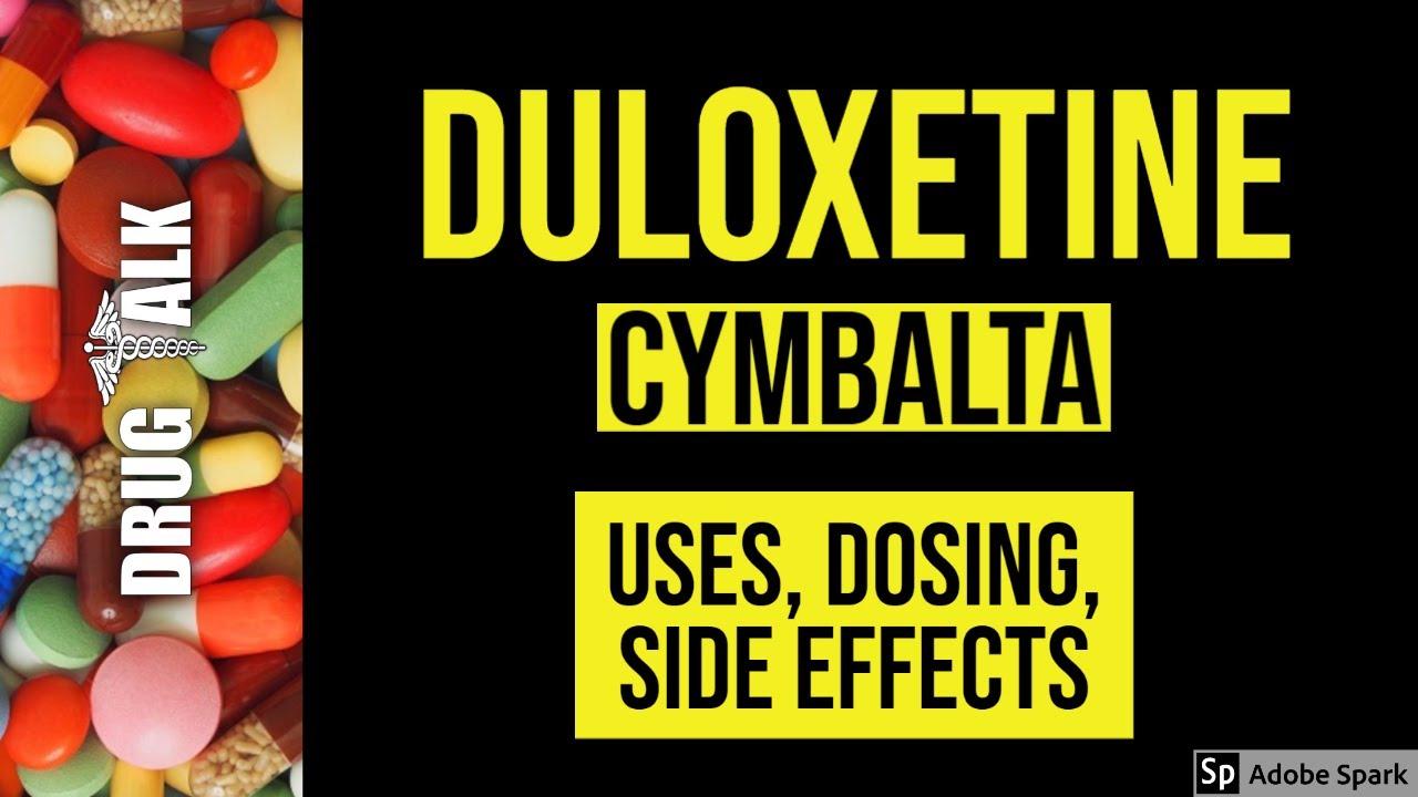 Kaip numesti svorio su cymbalta