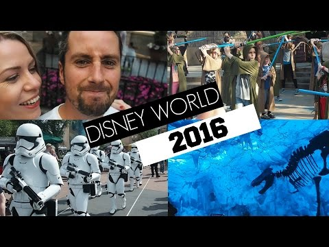 DISNEY WORLD VLOG part 2 | Hollywood Studios, Epcot and too much ice cream | Kate+