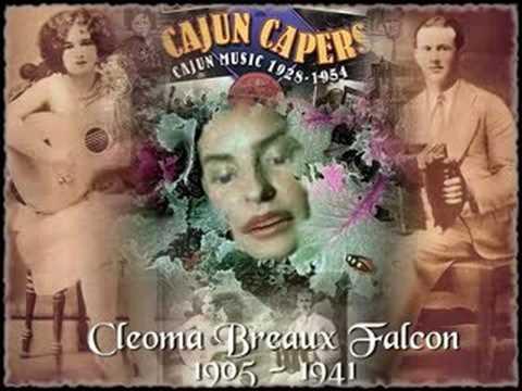 Cleoma Breaux Falcon's 'Blues Negres' (Louisiana Cajun ...