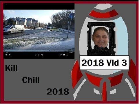 Bognor Regis Snow 2018 Kill Chill Via Jump Dance