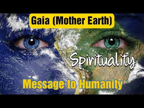 Message from Gaia (Mother Earth)  (2021)