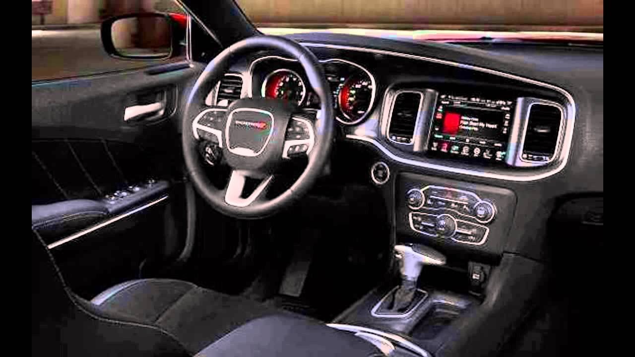 2017 Dodge Charger SRT8 Picture Gallery - YouTube