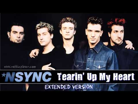 N'Sync - Tearin' Up My Heart (Rare Extended Version) [HD with lyrics in description]