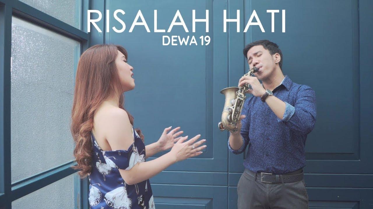 Risalah Hati Dewa 19 Cover By Tami Aulia Lirik