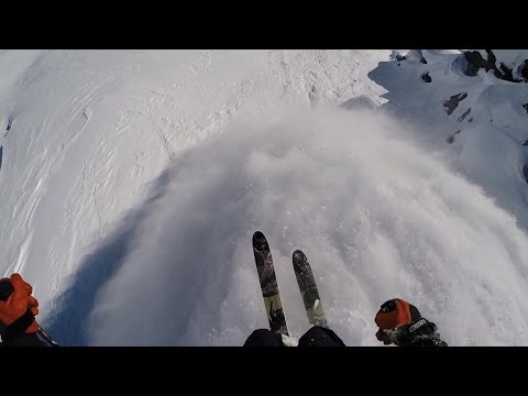 GoPro Line Of The Winter: Viktor Persson - Norway 2.22.15 - Snow