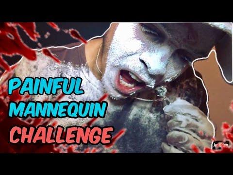 Painful Mannequin Challenge