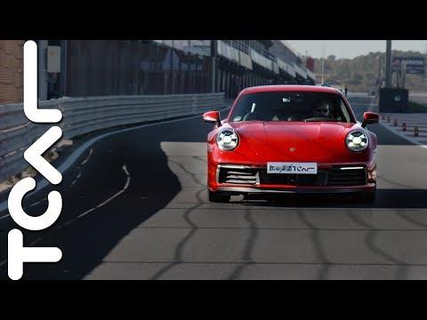 [HD] 酣暢體驗 Porsche New 911 Carrera S (Type 992) 西班牙試駕 - TCAR