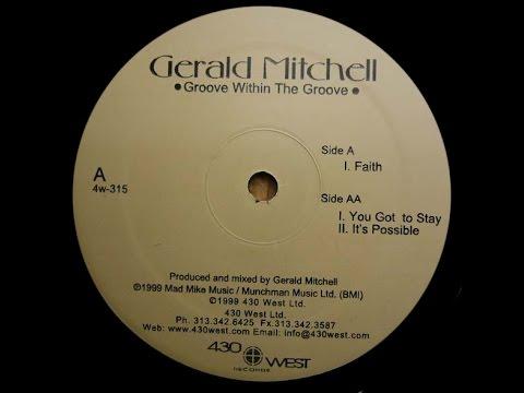 Gerald Mitchell - Faith