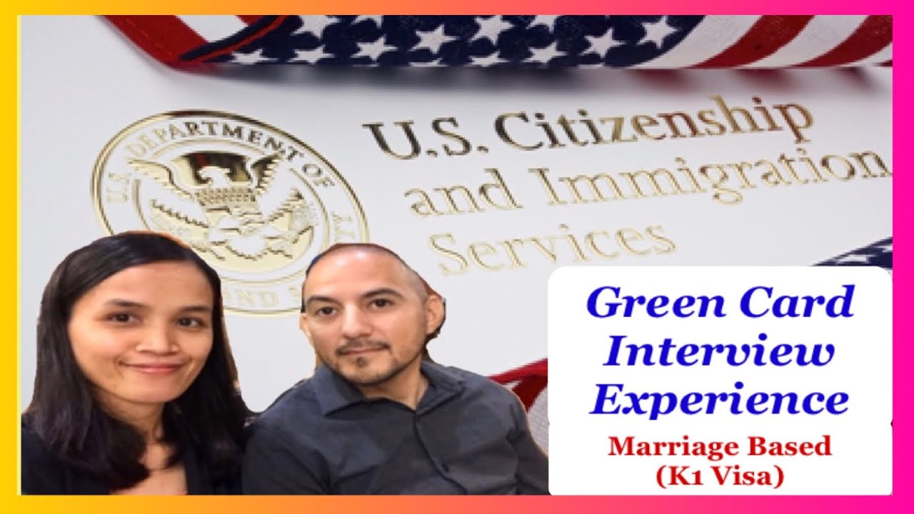green card interview experience  adjustment of status
