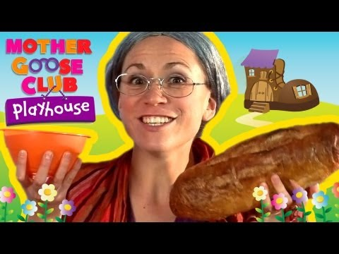 Old Woman Who Lived in a Shoe | Mother Goose Club Playhouse Kids Video