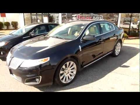 2009 Lincoln MKS AWD with Ultimate Package