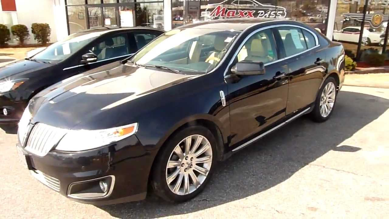 2009 lincoln mks awd with ultimate package youtube. Black Bedroom Furniture Sets. Home Design Ideas