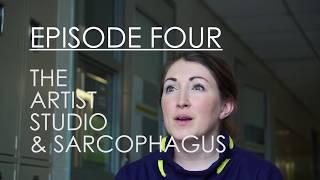 Dance Da Vinci Episode Four Artist Studio & Sarcophagus