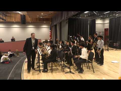 Plaza Vista Jazz Band December 2019