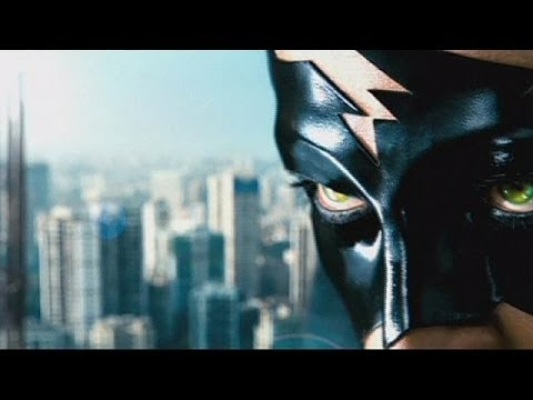 Krrish 3: Bollywood'da bir süper kahraman - cinema