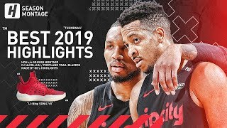CJ McCollum BEST Highlights & Plays from 2018-19 NBA Season!