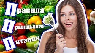 видео принципы правильного питания