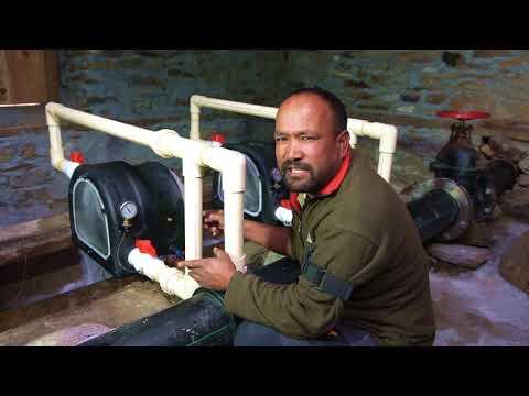 02 ENGLISH - MODULAR PICO-HYDRO POWER PLANT PROTOTYPE PROJECT IN MOHARI VILLAGE JUMLA NEPAL(20 Min.)