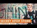 London's Secret Underground Kpop Store vlog