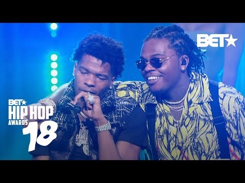 Lil Baby And Gunna 'Drip Too Hard' During Their Performance! | Hip Hop Awards 2018