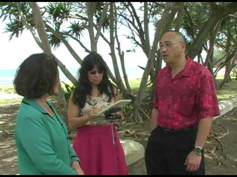 Congresswoman Mazie Hirono Tours Recovery Act Projects in Hawaii