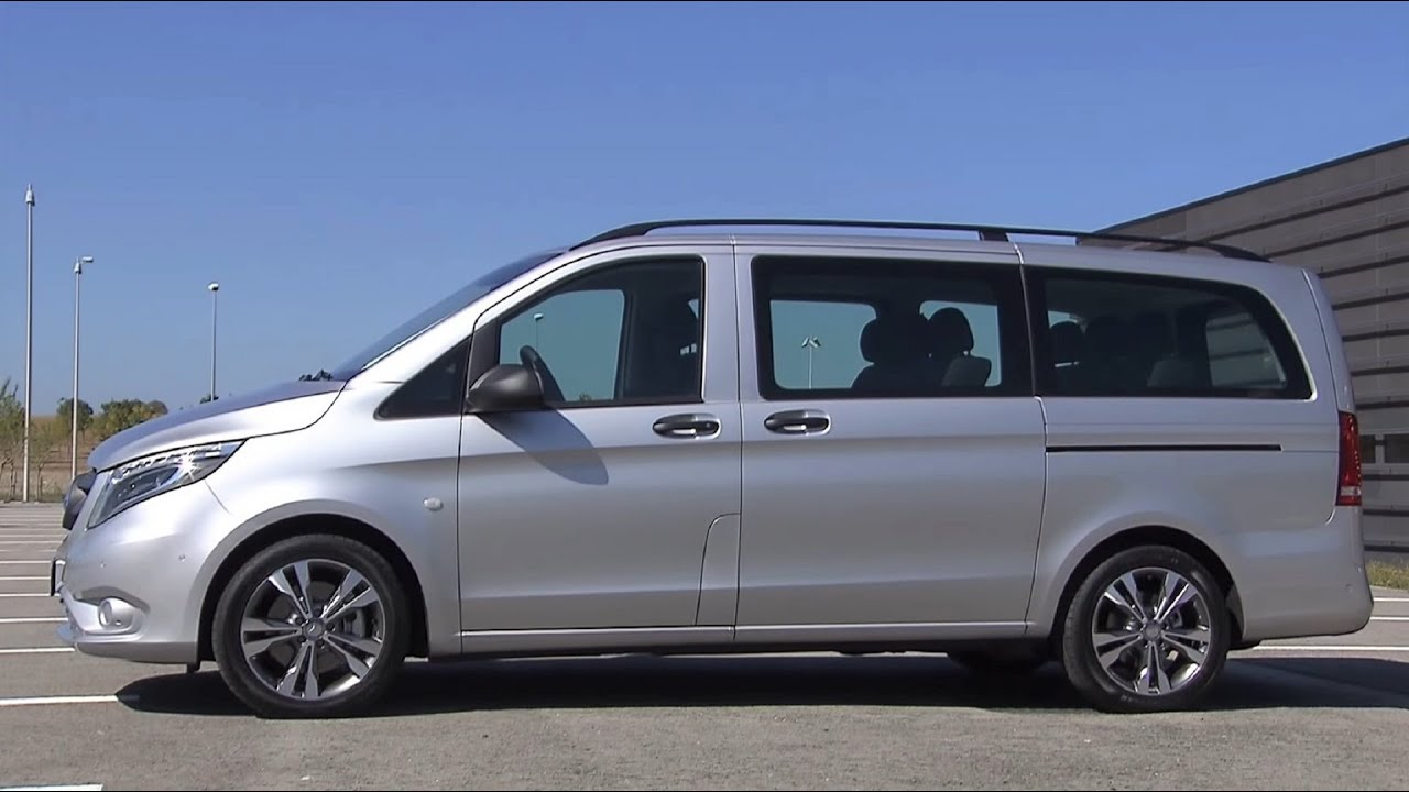 2015 mercedes benz vito tourer select 119 bluetec interior and exterior youtube. Black Bedroom Furniture Sets. Home Design Ideas