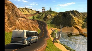 Bus Simulator Free Racing Games Android Gameplay