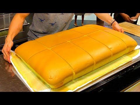 GIANT SPONGE CAKE
