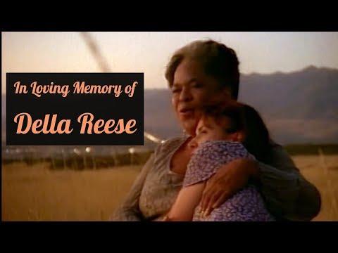 In Loving Memory of Della Reese