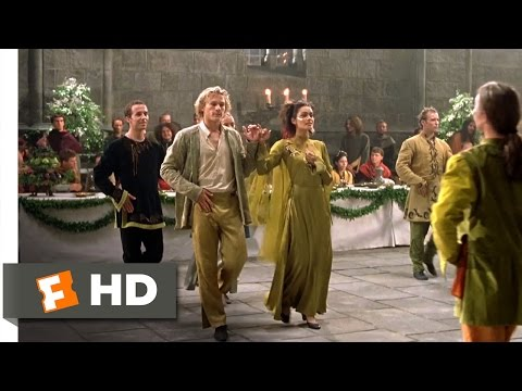 A Knights Tale 2001  A Dance From Gelderland Scene 410  Movieclips