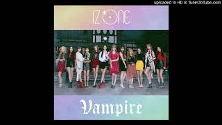 [Official Instrumental HQ] Vampire - IZ*ONE