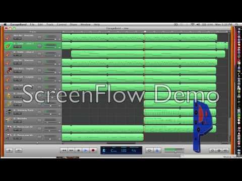 Face To Face: Amazing Garageband Song