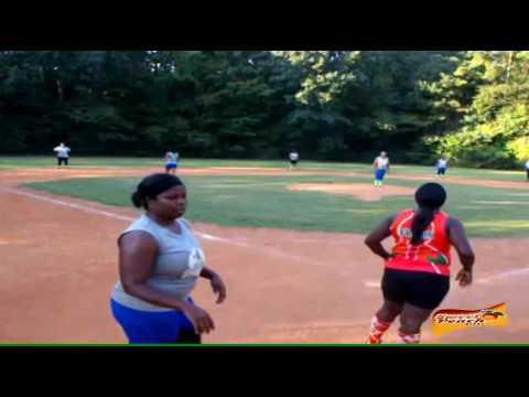 Sweet Peach Divas vs Hit Squad