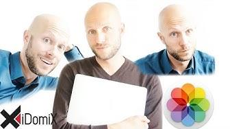 Gesichter in der Fotos App von Mac OS (Gesichtserkennung) | iDomiX