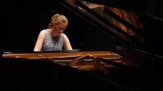 Chopin Nocturne in C sharp minor, Op. 27 No. 1 - Jennifer Nicole Campbell