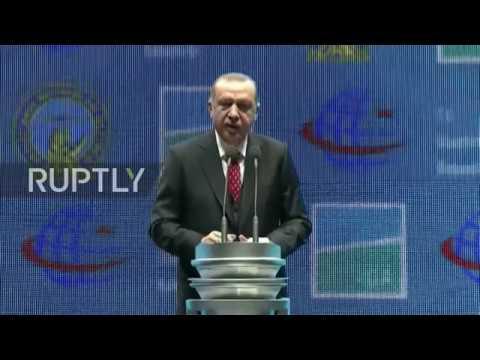 Turkey: Erdogan opens new 'world's largest airport' in Istanbul