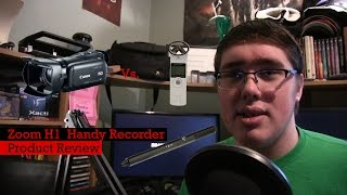 Zoom H1 Audio Recorder Product Review