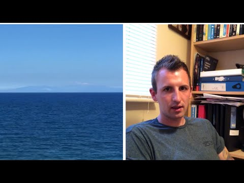 Flat Earther Gets His Curvature Debunking Utterly Wrong!! thumbnail