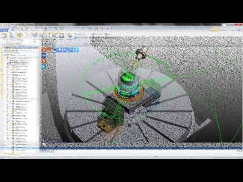 Integration of Edgecam into CAD and NCSIMUL with Edgecam