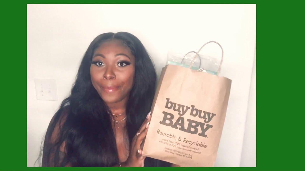 Buy Buy Baby Registry Gift Bag - YouTube